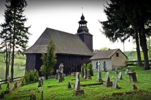 Sudeckie drewniane kościółki-Kamieńczyk fot.Krzysztof Góralski
