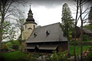 Sudeckie drewniane kościółki-Sierpnica fot.Krzysztof Góralski